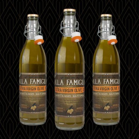 alla famiglia olive oil